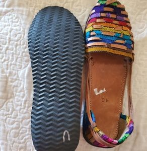 authentic Hurache sandals